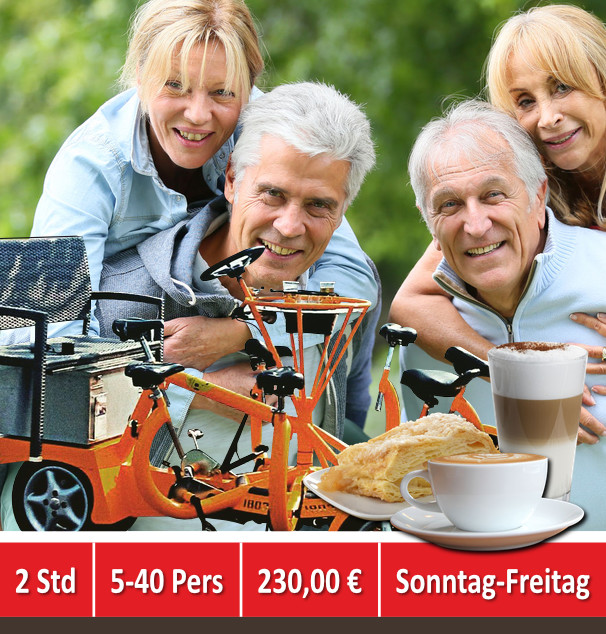 Touren für Senioren